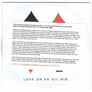 The Victorian English Gentlemens Club - Love On An Oil Rig descargar gratis