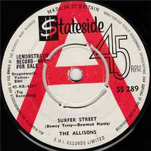 The Allisons - Surfer Street / Money descargar gratis