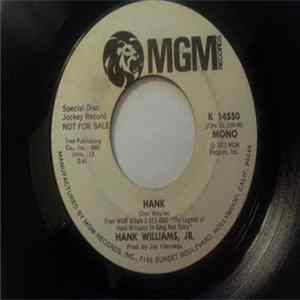 Hank Williams Jr. - Hank descargar gratis